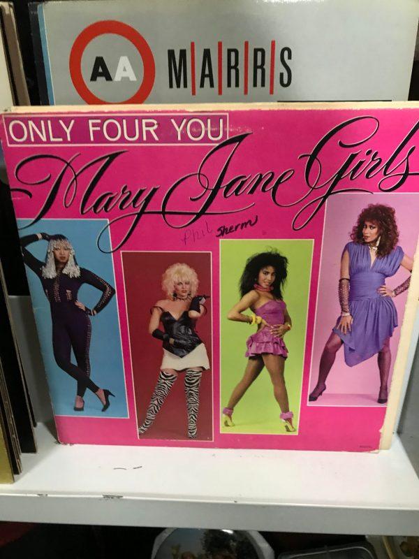 mary jane girls record
