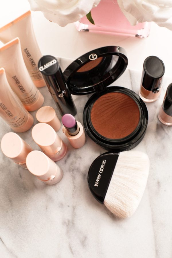 Armani Neo Nude Makeup Collection