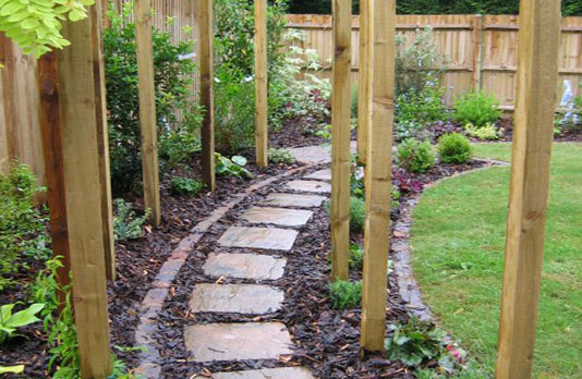 Garden Landscaping Sussex | KPGD on Patio Shape Designs id=48963
