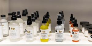 organic cosmetic product