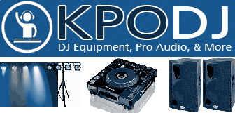 DJ Equipment, DJ Speakers, Turntables, and DJ Packages on Sale at KPODJ