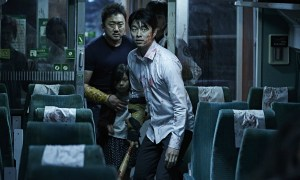 Gong Yoo Train to Busan