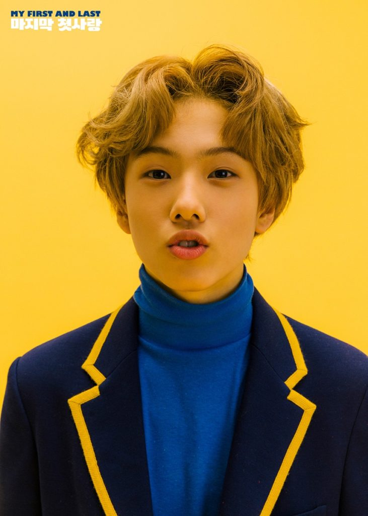 Jisung NCT Dream