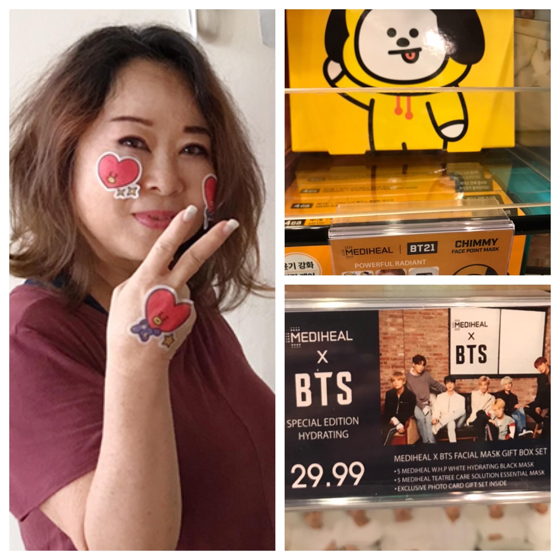 23 BTS Bangtan Boys BBQ Chicken V Taehyung Type-C PhotoCard Official K-POP