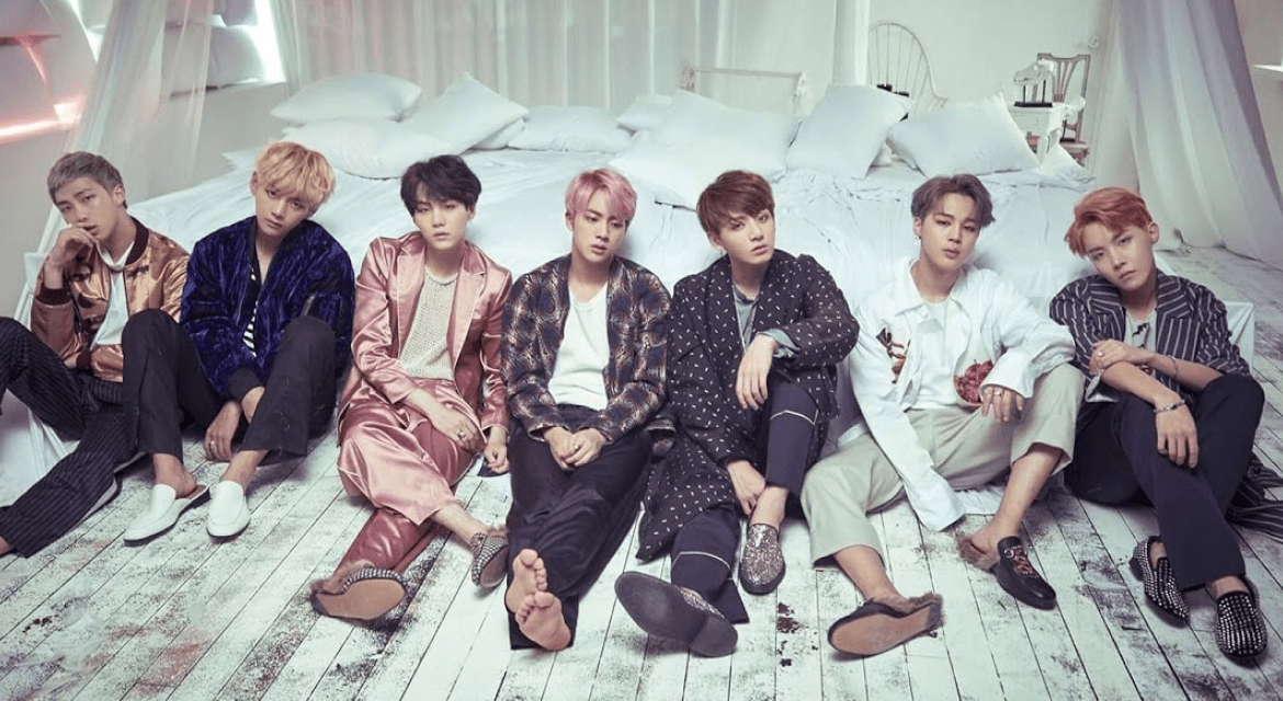 BTS:                                  Forever Miss Congeniality  at U.S. music award shows?