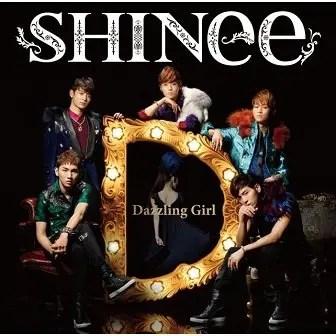 lirik lagu shinee dazzling girl