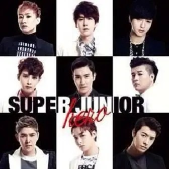 Super Junior Hero Japanese Album