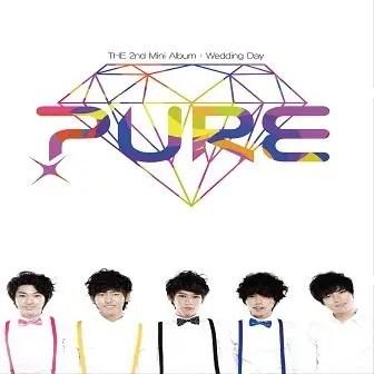 PURE 2nd mini-Album