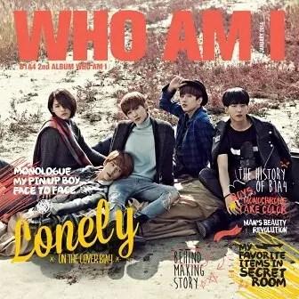 B1A4 2nd Album