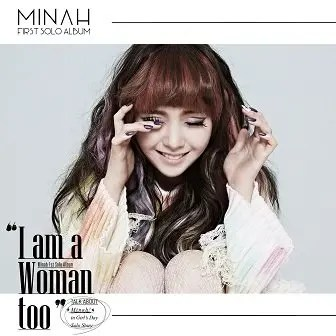 Minah 1st Solo Album