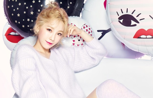 太妍成為彩妝品牌 banila co. 代言人 - Kpopn