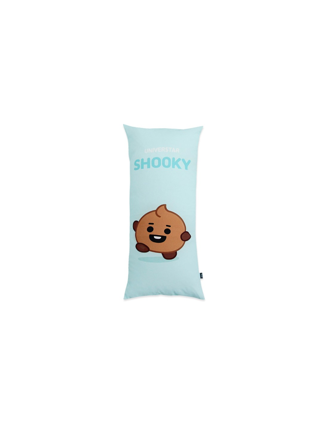 bt21 bts nara home deco collaboration baby body pillow
