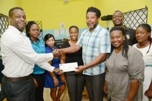Partnership with Half Way Tree CDC Benevolent Society