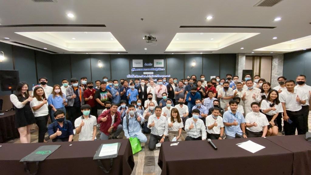Pro-face IIoT Data Management (WorkShop) 2020-Chonburi