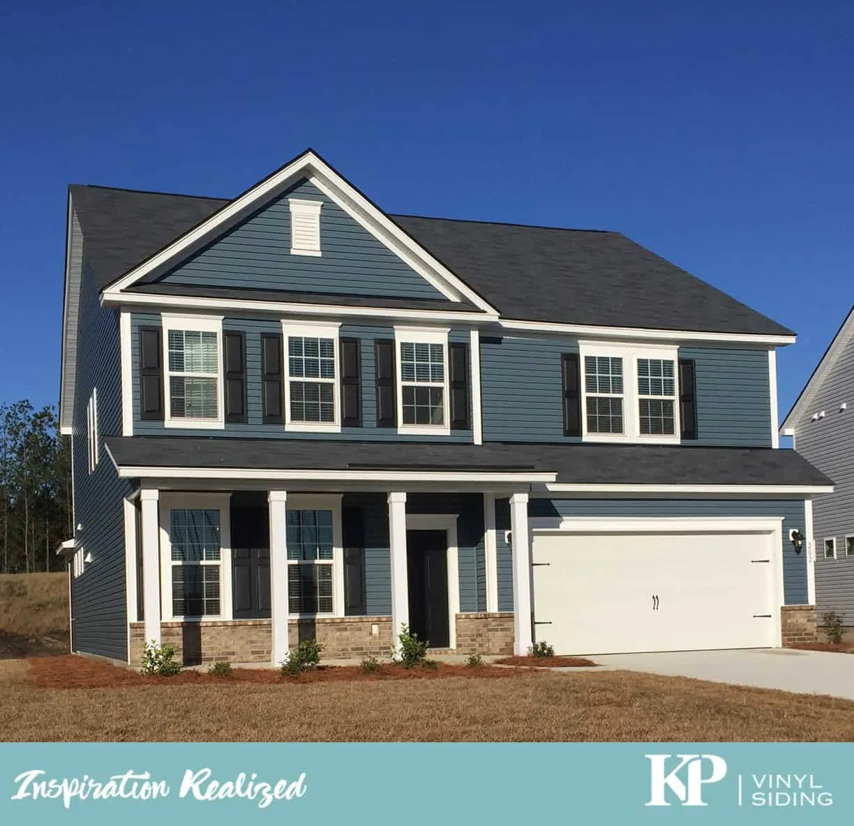 Choosing The Right Vinyl Siding Colors For Your Home - KP ... on Modern Vinyl Siding  id=70427