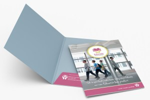 Credit Union - Interlock Folder