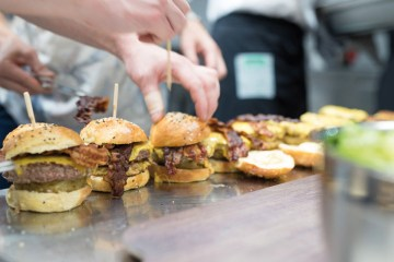 Burger-Party