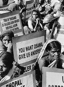 Waiting for justice – #BhopalGasTragedy