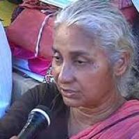 Activist Medha Patkar to go on Indefinite Mass Fast from July 27th, 2017 on the Narmada River Bank