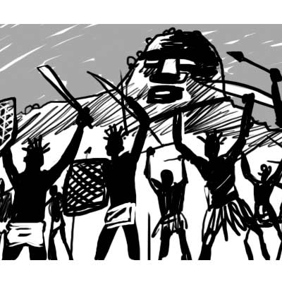 Gujarat-  5 lakh tribals gather to Fight for rights- Adivasi Ekta Parishad