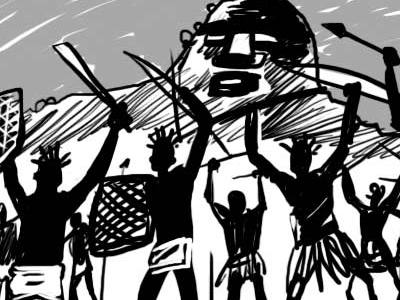 Assault on Adivasi Schoolgirls by CRPF at...