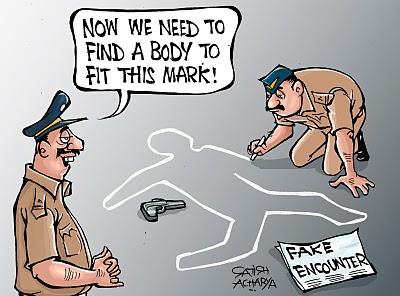 Indravati Massacre –  Fact Finding...