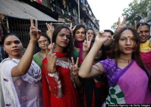 Recognition of transgenders as third gender