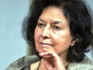 Nayantara Sehgal- pic courtesy the Hindu