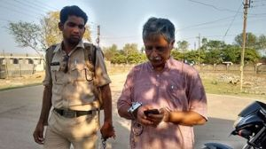 Dr jana in handcuffs- a public health doctor as per chhattisgrah govt a criminal ?