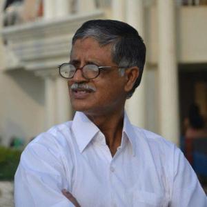 Dr Saibal Jana - pic courtesy Himanshu Kumar
