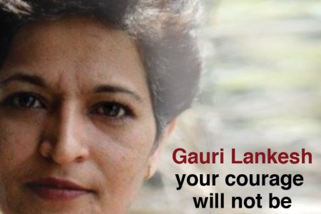 Protesters Demanding Justice for Gauri Arrested...