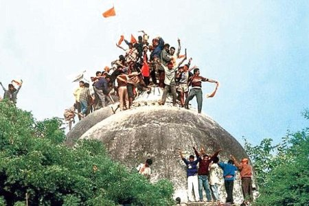 India – Calls for Ayodhya temple law...