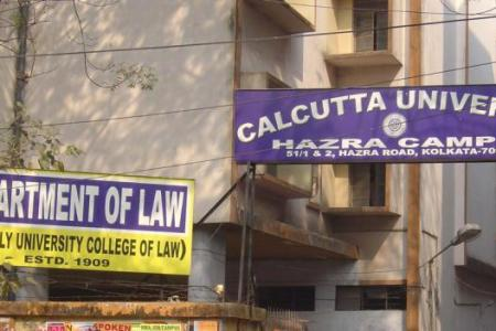Calcutta University- Students made to strip...