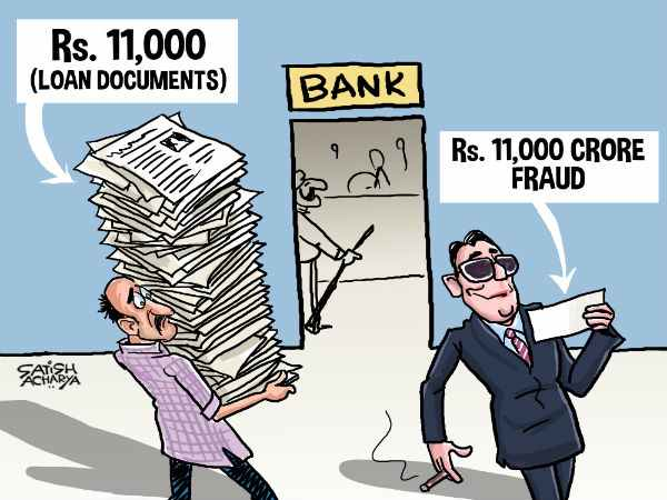 PNB saga continues- The enormity of fraudulence