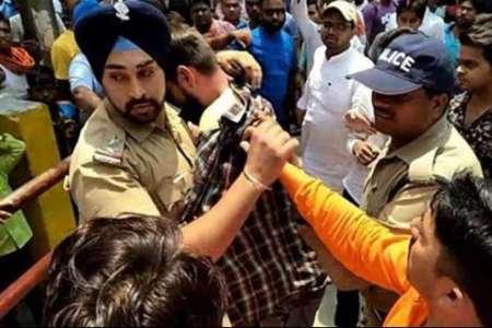Sikh cop Gagandeep Singh threatened for saving...