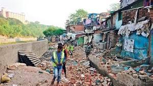 Mumbai – Residents of Mahul rejects...