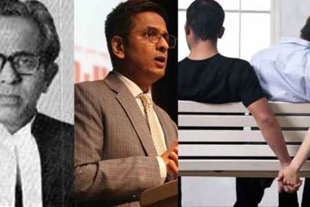 India – DY Chandrachud, the Justice...