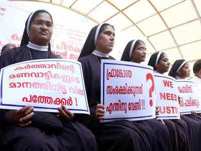 Kerala nun writes to Vatican envoy against...