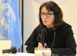 UN Special Rapporteur on violence against...