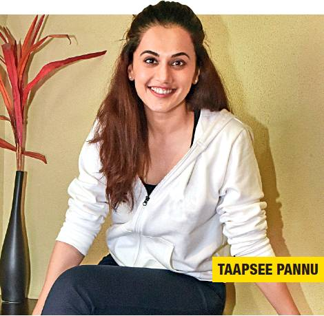 Even now, I feel the pervert gaze in public places and that in itself is so heart-wrenching: Taapsee #MeToo