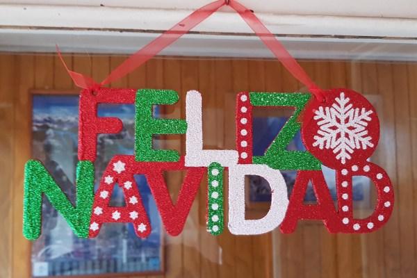 Frohe Weihnachten – Feliz Navidad