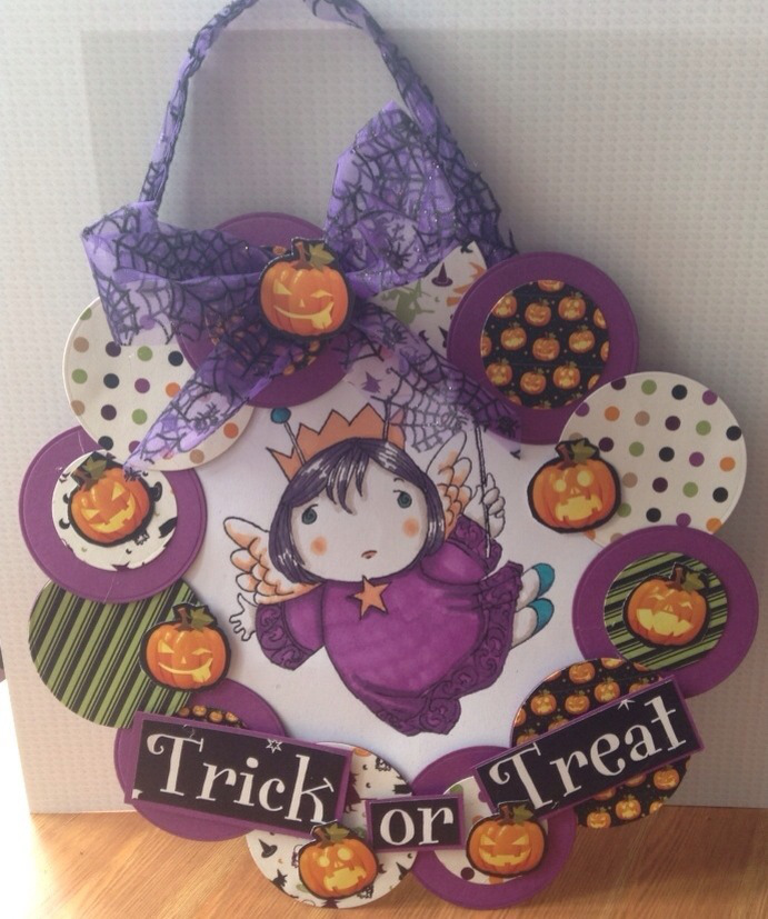 More spookiness over at Crafty Bloggers Network 01