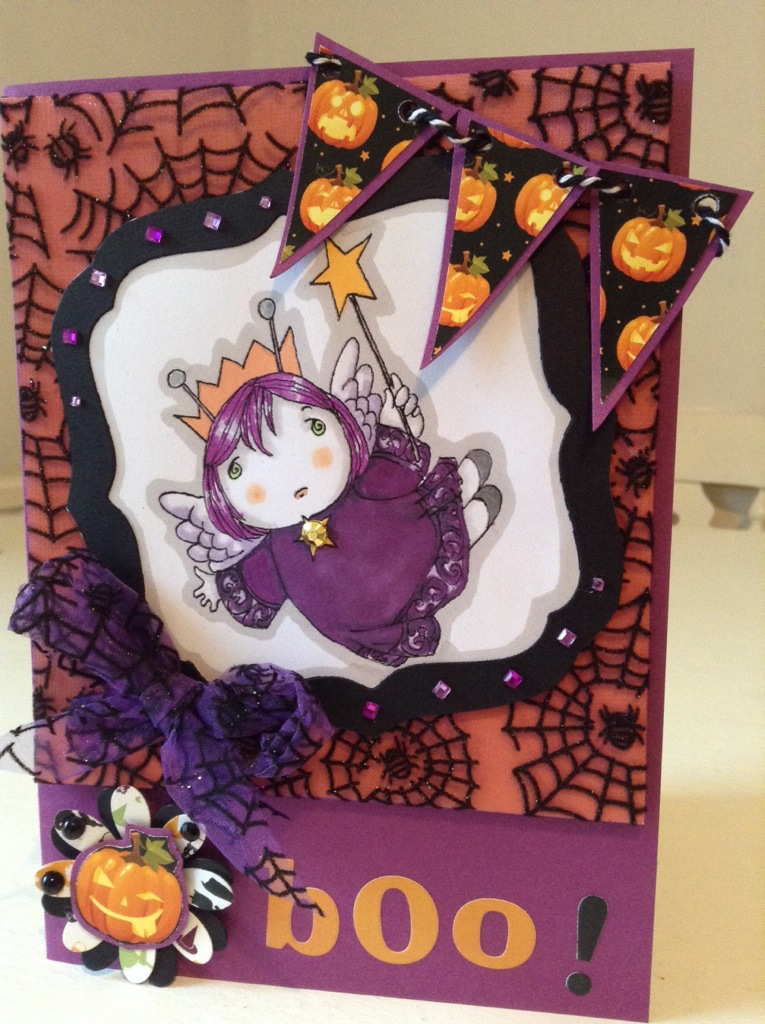 More spooky goings on over at Crafty Bloggers Network01