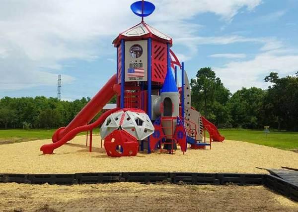 New for 2020 Themed Playground Equipment - Kraftsman