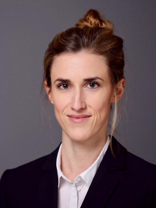 Rechtsassessorin Carla Mostertz