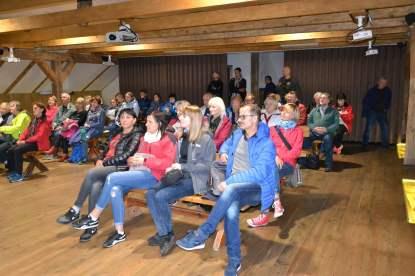 Prezentacja multimedialna w Bieszczadzkiej Szkole Rzemiosła