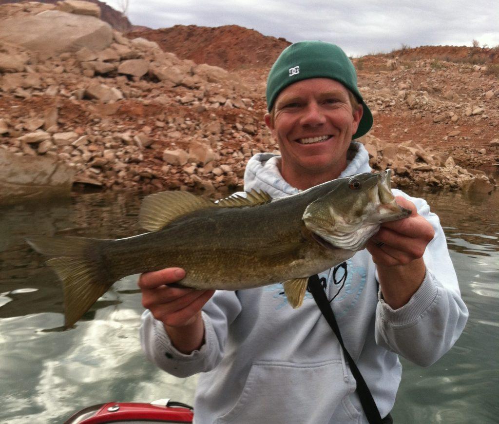 Utah Smallmouth Bass Fishing Places