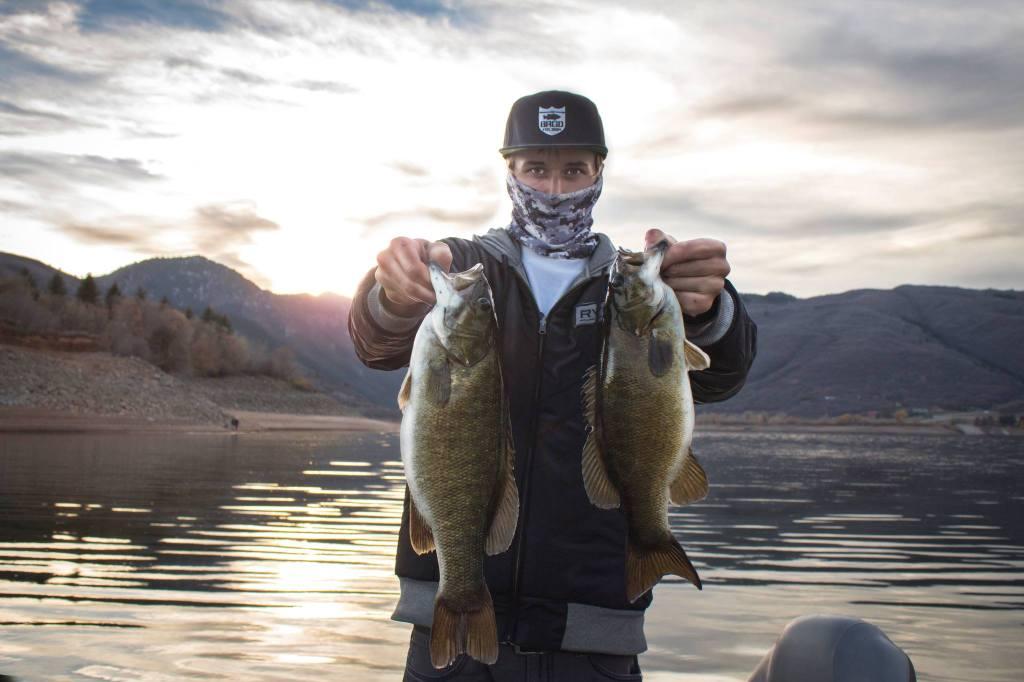 Utah Smallmouth Bass Fishing Pineview Reservoir