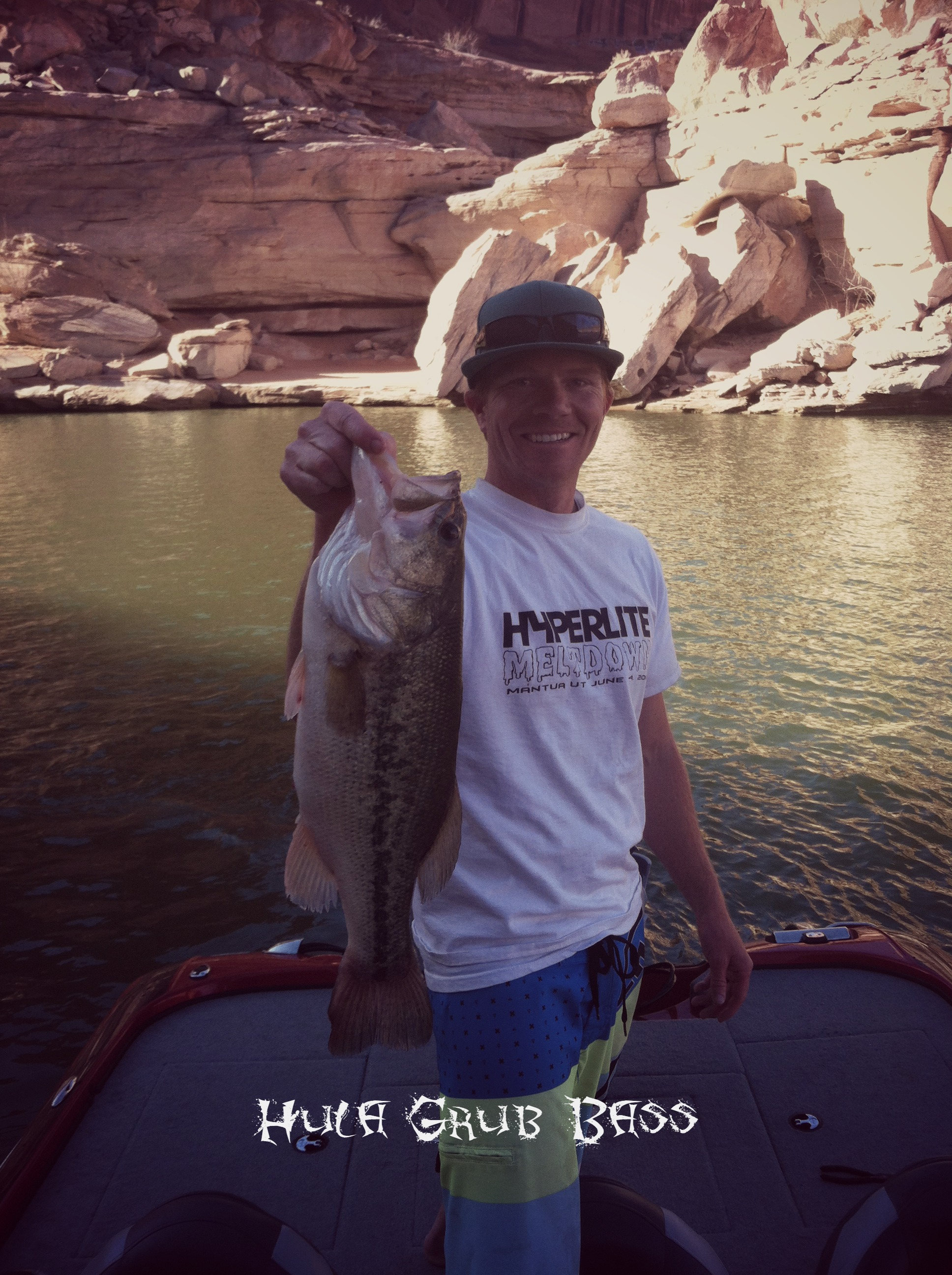 best bass lures lake powell