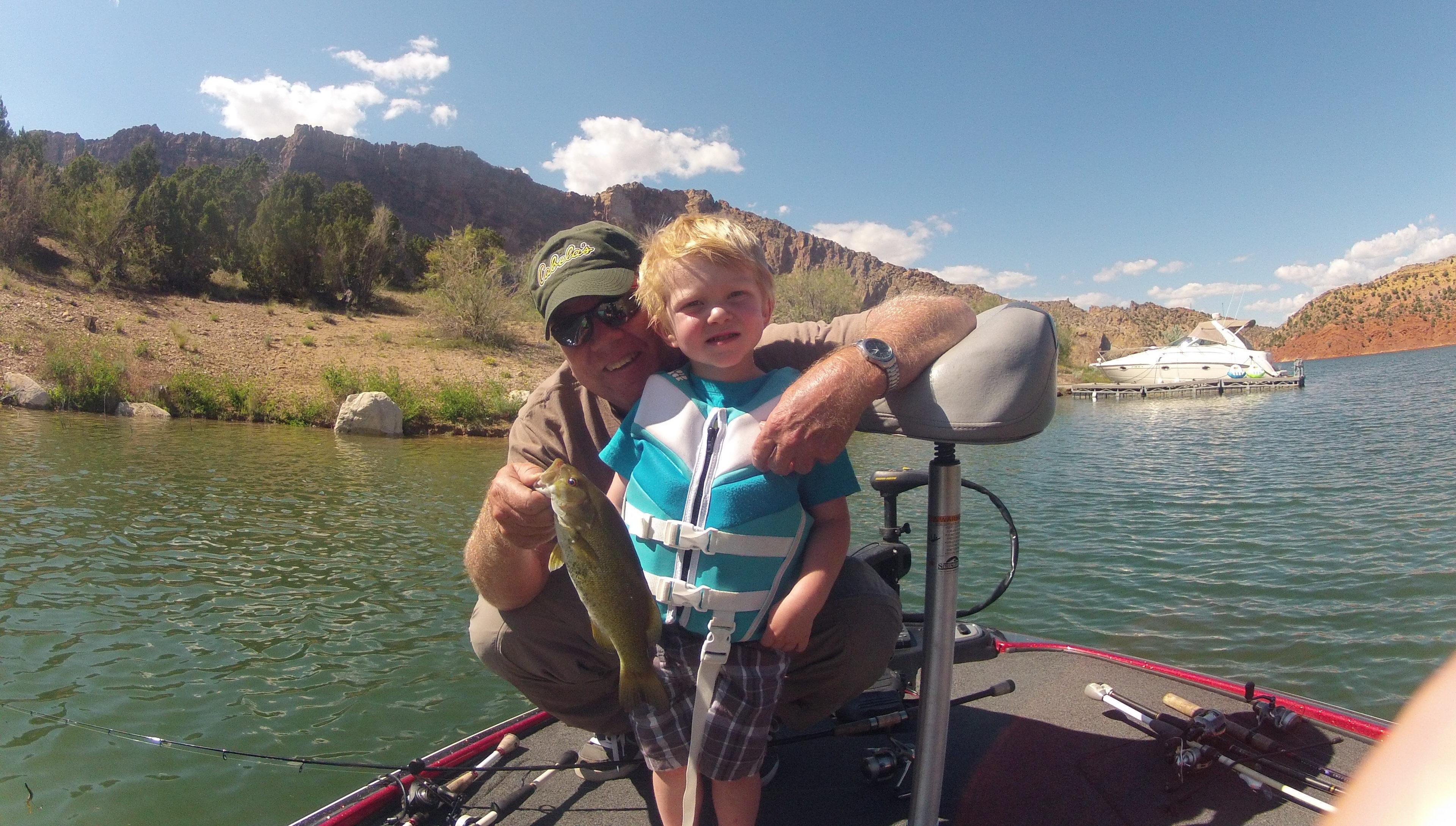 Top 5 Utah Bass Fishing Destinations Flaming Gorge